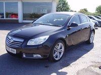 2010 VAUXHALL INSIGNIA 2.0 SRI CDTI 5d AUTO 158 BHP £4195.00