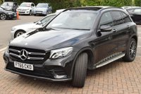 USED 2016 65 MERCEDES-BENZ GLC CLASS 2.1 GLC220d AMG Line (Premium) G-Tronic 4MATIC (s/s) 5dr SATNAV,360 CAMERAS,LEATHERS