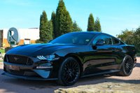 USED 2018 18 FORD MUSTANG 5.0 V8 GT Fastback SelShift 2dr NAV+CAMERA+HEATED SEAT