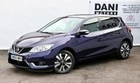 USED 2015 65 NISSAN PULSAR 1.2 DIG-T n-tec XTRON (s/s) 5dr 1 OWNER*REV CAMERA*BLUETOOTH