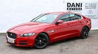 USED 2015 65 JAGUAR XE 2.0d Prestige Auto (s/s) 4dr 1 OWNER*SATNAV*REV CAMERA