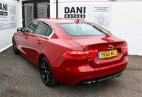 USED 2015 65 JAGUAR XE 2.0d Prestige Auto (s/s) 4dr 1 OWNER*SATNAV*REV CAMERA