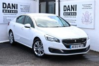 USED 2015 65 PEUGEOT 508 2.0 BlueHDi Allure (s/s) 4dr 1 OWNER*SATNAV*REV CAMERA