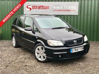 2004 VAUXHALL ZAFIRA 2.0 GSI TURBO 5d 200 BHP - HD Video On Our Website  £SOLD