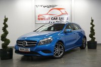 Used MERCEDES-BENZ A CLASS for sale in Newport