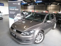 USED 2014 14 VOLKSWAGEN GOLF 2.0 GT TDI BLUEMOTION TECHNOLOGY 5d 148 BHP