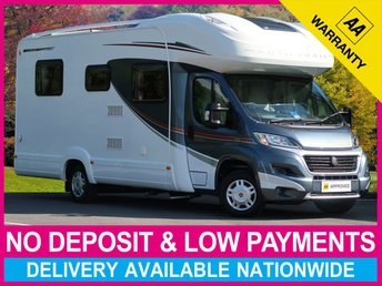 2016 AUTO-TRAIL IMALA 730 2.3 END BEDROOM WITH ISLAND DOUBLE BED £39970.00