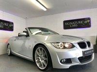 USED 2008 08 BMW 3 SERIES 2.0 320D M SPORT 2d AUTO 174 BHP