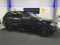 USED 2014 14 BMW X5 3.0 XDRIVE40D M SPORT 5d AUTO 309 BHP