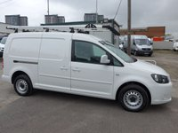 2014 VOLKSWAGEN CADDY MAXI 1.6 C20 TDI STARTLINE BLUEMOTION TECHNOLOGY, 101 BHP £SOLD