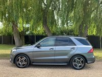 USED 2017 17 MERCEDES-BENZ GLE-CLASS 3.0 AMG GLE 43 4MATIC PREMIUM 5d AUTO 362 BHP