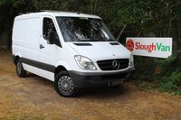 2013 MERCEDES-BENZ SPRINTER 2.1 210 CDI SWB ONE OWNER £8495.00