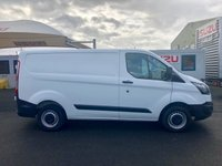 USED 2016 66 FORD TRANSIT CUSTOM 2.0TDCi 290 L1H1 Panel Van 105PSi - Air-Conditioning