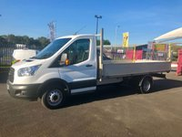 USED 2016 16 FORD TRANSIT 350 L4 Dropside 125PSi (DRW, RWD)