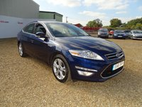 USED 2011 61 FORD MONDEO 1.6 TITANIUM X TDCI 5d 114 BHP MOT 24th July 2020 (No Advisories)... Last Owner Since July 2017... £30 Road Tax... 114 BHP / 6 Speed Model...  Full Service History (7 Services / Last by Ford in July)... Over £3600 of Extras!... DVD Player with 2 rear screens and bluetooth Headphones... Touch Screen Sat Nav with Bluetooth/DAB/Reversing Camera... Part Leather Interior... Cruise Control / Speed Limiter... Heated / Air Conditioned Seats... Warranty with Recovery Included... Finance Available - Apply directly from my website now!