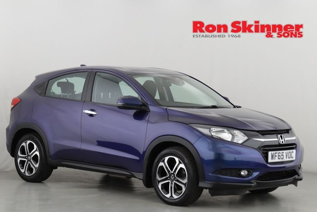 View our 2015 65 HONDA HR-V 1.6 I-DTEC SE NAVI 5d 118 BHP