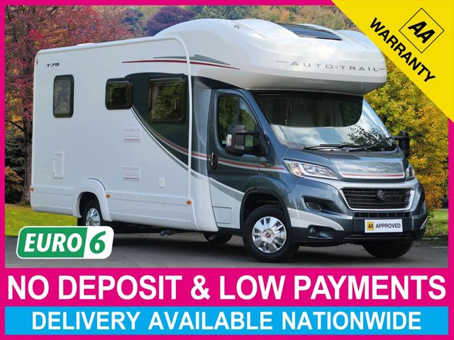 View our AUTO-TRAIL TRIBUTE T-715