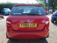 USED 2009 09 SKODA FABIA 1.4 LEVEL 2 16V 5d 85 BHP LOTS OF SERVICE HISTORY - SEE IMAGES