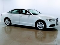 USED 2017 67 AUDI A6 2.0 TDI ULTRA SE EXECUTIVE 4d AUTO 188 BHP 1 OWNER | DAB | SAT NAV |