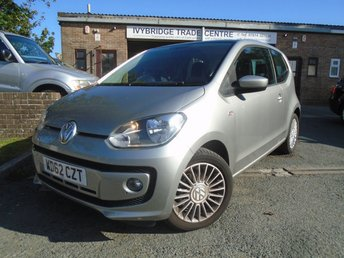 2012 VOLKSWAGEN UP 1.0 HIGH UP 3d 74 BHP £4395.00