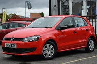 USED 2011 61 VOLKSWAGEN POLO 1.2 S 5d 60 BHP STUNNING POLO WITH FSH + 8 STAMPS! MUST BE SEEN!