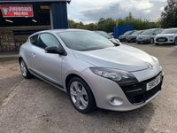 USED 2010 10 RENAULT MEGANE 1.6 I-MUSIC VVT 2d 110 BHP FREE 12 MONTH AA ROADSIDE RECOVERY INCLUDED