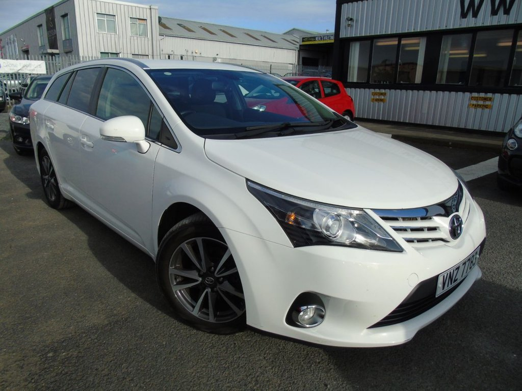 USED 2015 TOYOTA AVENSIS 2.0 D-4D Icon Business Ed £157 a month, T&Cs apply.