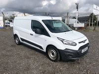 USED 2016 65 FORD TRANSIT CONNECT 210 L2 1.6 TDCI 95 LWB VAN