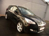 2013 FORD KUGA 2.0 TITANIUM TDCI (CAMERA) £7995.00