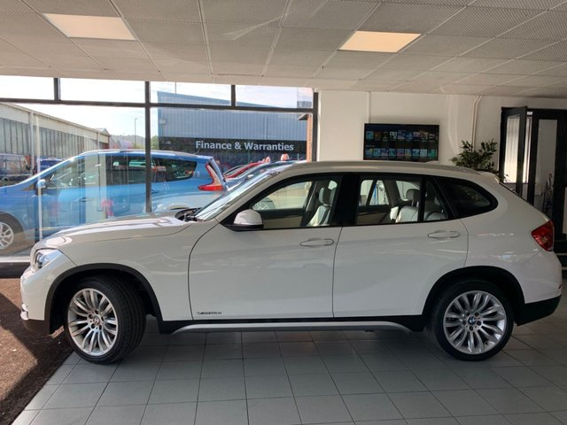 USED 2014 14 BMW X1 2.0 XDRIVE18D XLINE 5d 141 BHP **LOW MILEAGE**1 FORMER KEEPER**