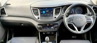 USED 2016 65 HYUNDAI TUCSON 1.7 CRDI SE NAV BLUE DRIVE 5d 114 BHP