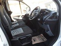 USED 2014 14 FORD TRANSIT CUSTOM 2.2 270 LIMITED 125 BHP