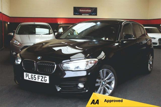 2016 65 BMW 1 SERIES 1.5 118i Sport (s/s) 5dr