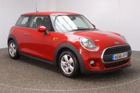 USED 2016 66 MINI HATCH ONE 1.2 ONE PEPPER PACK 3DR 1 OWNER 101 BHP SERVICE HISTORY + £20 12 MONTHS ROAD TAX + BLUETOOTH + CLIMATE CONTROL + DAB RADIO + ELECTRIC WINDOWS + ELECTRIC MIRRORS + 15 INCH ALLOY WHEELS