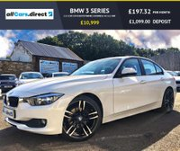 USED 2014 64 BMW 3 SERIES 2.0 320D EFFICIENTDYNAMICS BUSINESS 4d 161 BHP