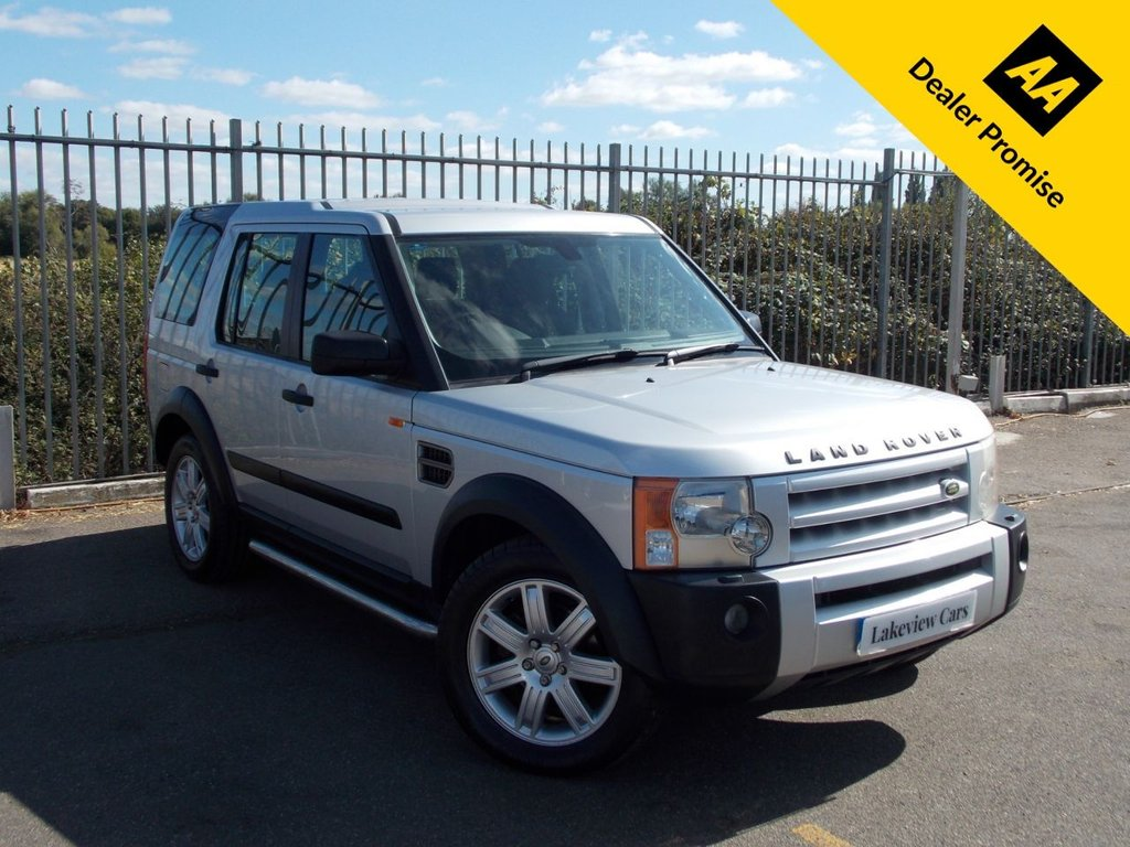 USED 2005 55 LAND ROVER DISCOVERY 2.7 3 TDV6 S 5d AUTO 188 BHP