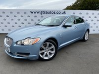 USED 2009 09 JAGUAR XF 3.0 V6 LUXURY AUTO 241 BHP SAT NAV