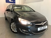 USED 2015 15 VAUXHALL ASTRA 2.0 ELITE CDTI S/S 5d 163 BHP Fabulous Astra Elite 2.0 CDTi 163 BHP, In Carbon Black, 51,000 Miles With Full Main Dealer History, Full Leather And The Elite Pack, Amazing Performance With Fab Economy And £30 road Tax