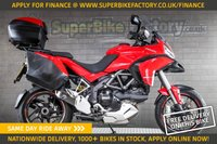USED 2013 13 DUCATI MULTISTRADA 1200 ALL TYPES OF CREDIT ACCEPTED. GOOD & BAD CREDIT ACCEPTED, 1000+ BIKES IN STOCK