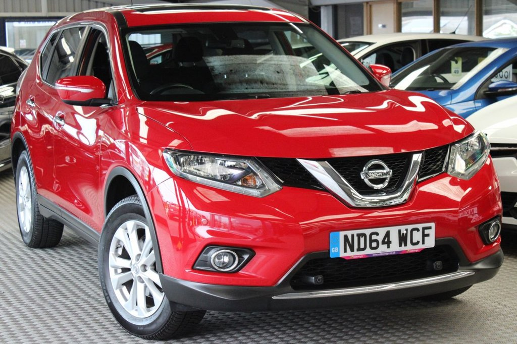 USED 2015 64 NISSAN X-TRAIL 1.6 DCI ACENTA 5d 130 BHP