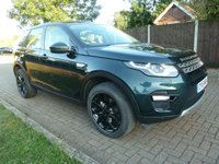 USED 2015 15 LAND ROVER DISCOVERY SPORT 2.2 SD4 HSE 5d AUTO 190 BHP 1 PRE OWNER, FULL SRV HISTORY 7 SEATER