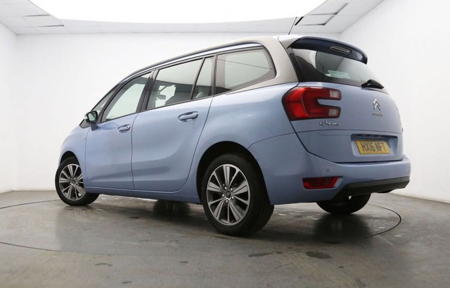 CITROEN C4 GRAND PICASSO at Georgesons
