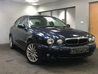 USED 2007 07 JAGUAR X-TYPE 2.0 S D 4d 130 BHP great driver, rear parking sensors