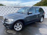 USED 2012 62 BMW X5 40d X-DRIVE SE AUTO 3.0 306 BHP MEDIA PACK