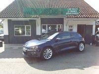 2013 VOLKSWAGEN SCIROCCO 2.0 GT TDI 2d 175 BHP £9995.00