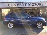 USED 2012 62 BMW X1 2.0 XDRIVE20D M SPORT 5d AUTO 181 BHP