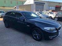 2010 BMW 5 SERIES 2.0 520D SE TOURING 5d 181 BHP £5495.00