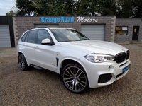 2016 BMW X5 3.0 XDRIVE30D M SPORT 5d AUTO 255 BHP SOLD