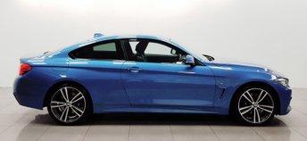 2016 BMW 4 SERIES 2.0 420D M SPORT 2d AUTO 188 BHP £15950.00