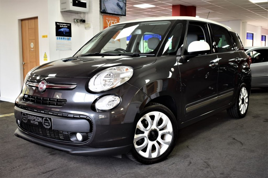 USED 2014 14 FIAT 500L MPW 1.6 MULTIJET POP STAR 5d 105 BHP